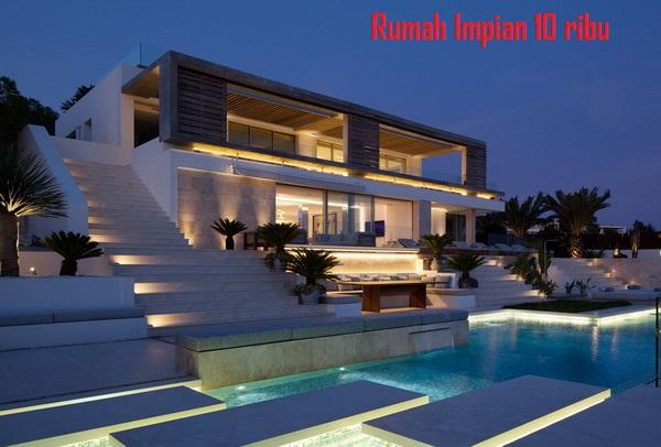 Rumah Impian 10 ribu